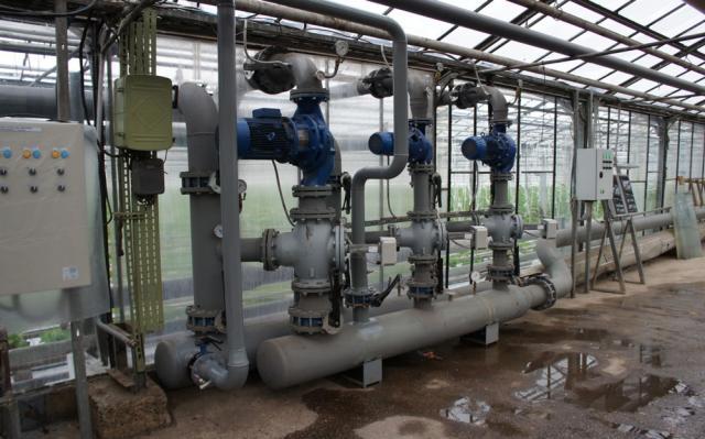 Управление системой отопления