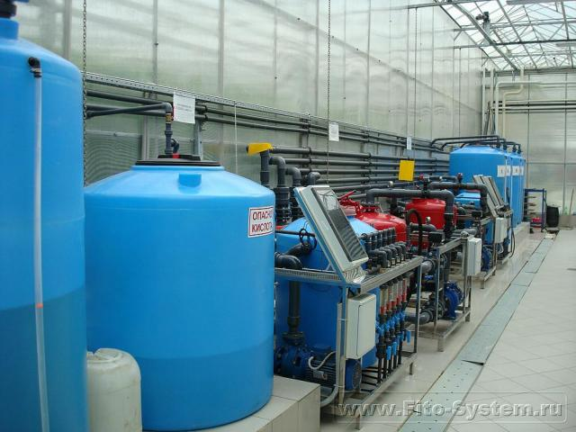 Оборудование для тепличных хозяйств