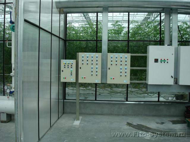 Проектирование теплиц и тепличных систем под ключ
