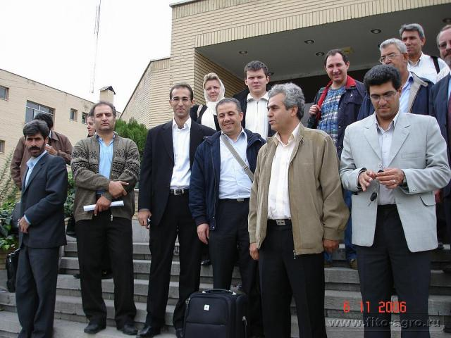 Компания Фито на выставке в Иране
