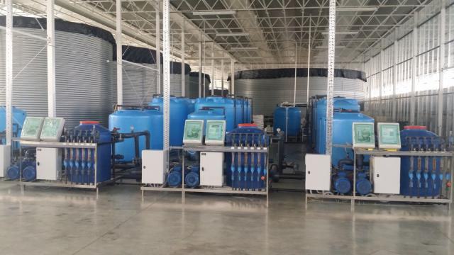 Тепличное оборудование ФИТО в ЛипецкАгро