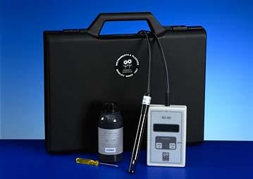 Прибор для измерения электропроводности раствора EC (кондуктометр)